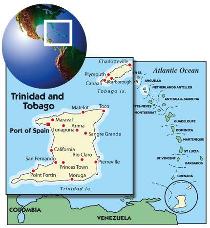 Trinidad & Tobago — Island fruits. Trinidad and Tobago. |Trinidad And Tobago Culture Islands