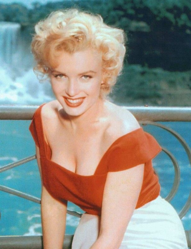 Marilyn Monroe 1953 niagara dieulois
