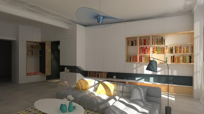 la maison france 5 : nantes   dessin architecture   pinterest