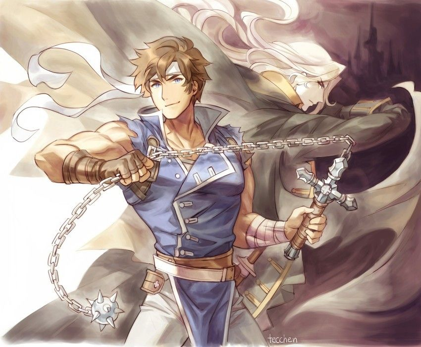 Y'know...Richter does seem pretty attractive...maybe I