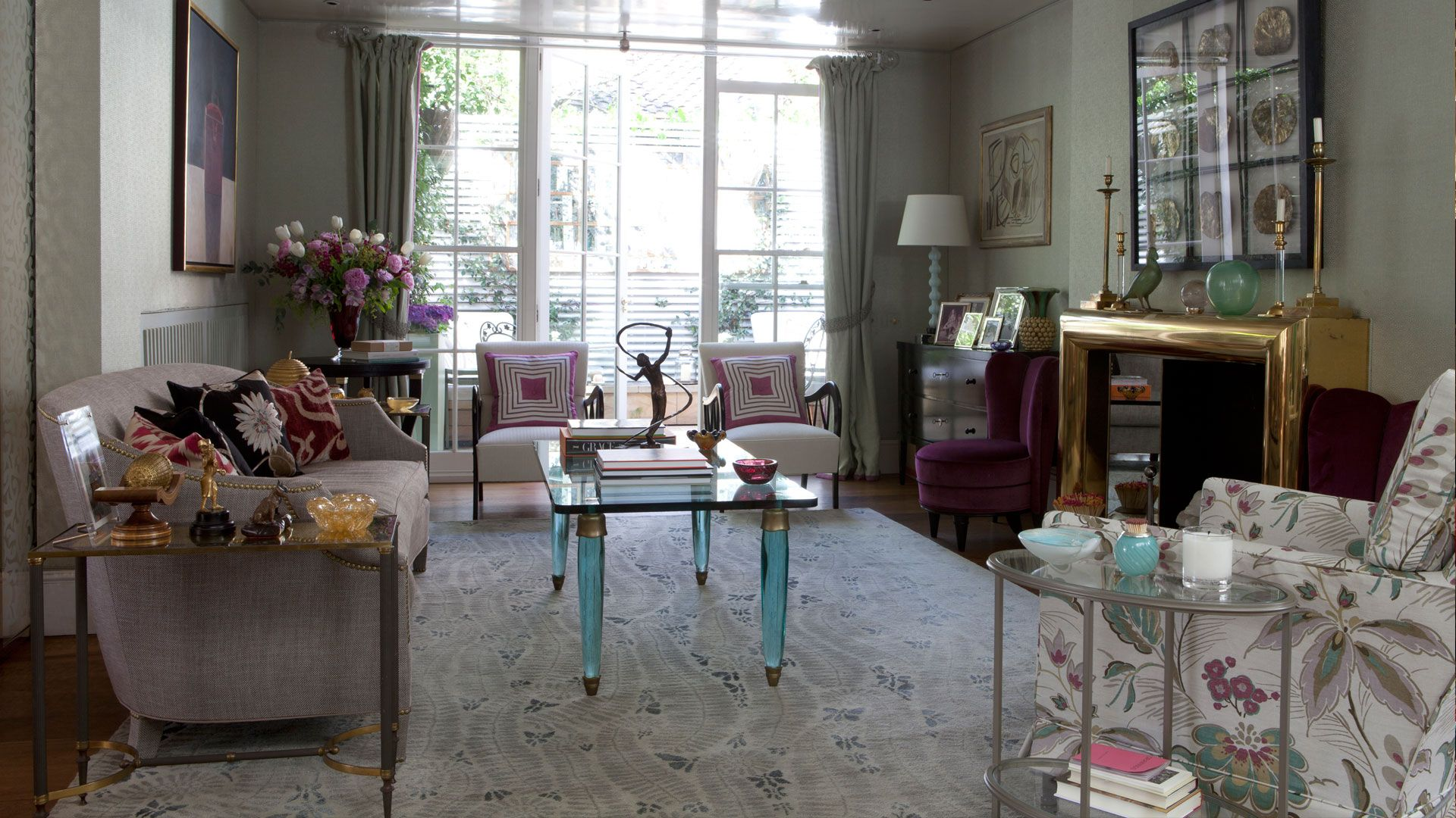Shop The Nina Campbell Collections Direct From World Renowned Interior Designer