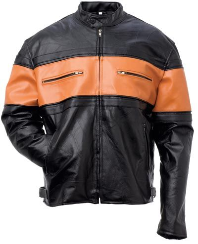 Its a pretty awesome jacket plus it has some orange in it so it adds on to the awesome.