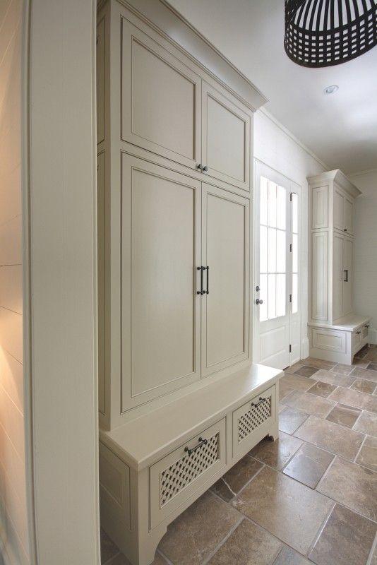 Closed Shoe Storage Foter In 2019 Mudroom Laundry Room Mudroom Cabinets Mudroom