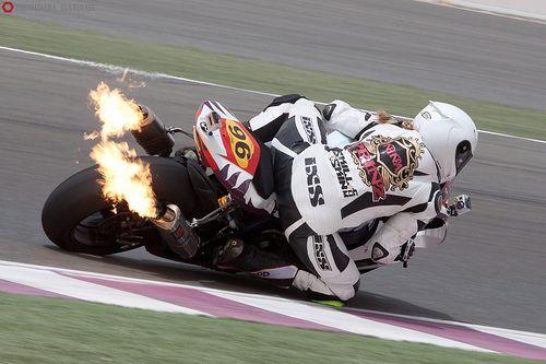 RacerChick, badassness