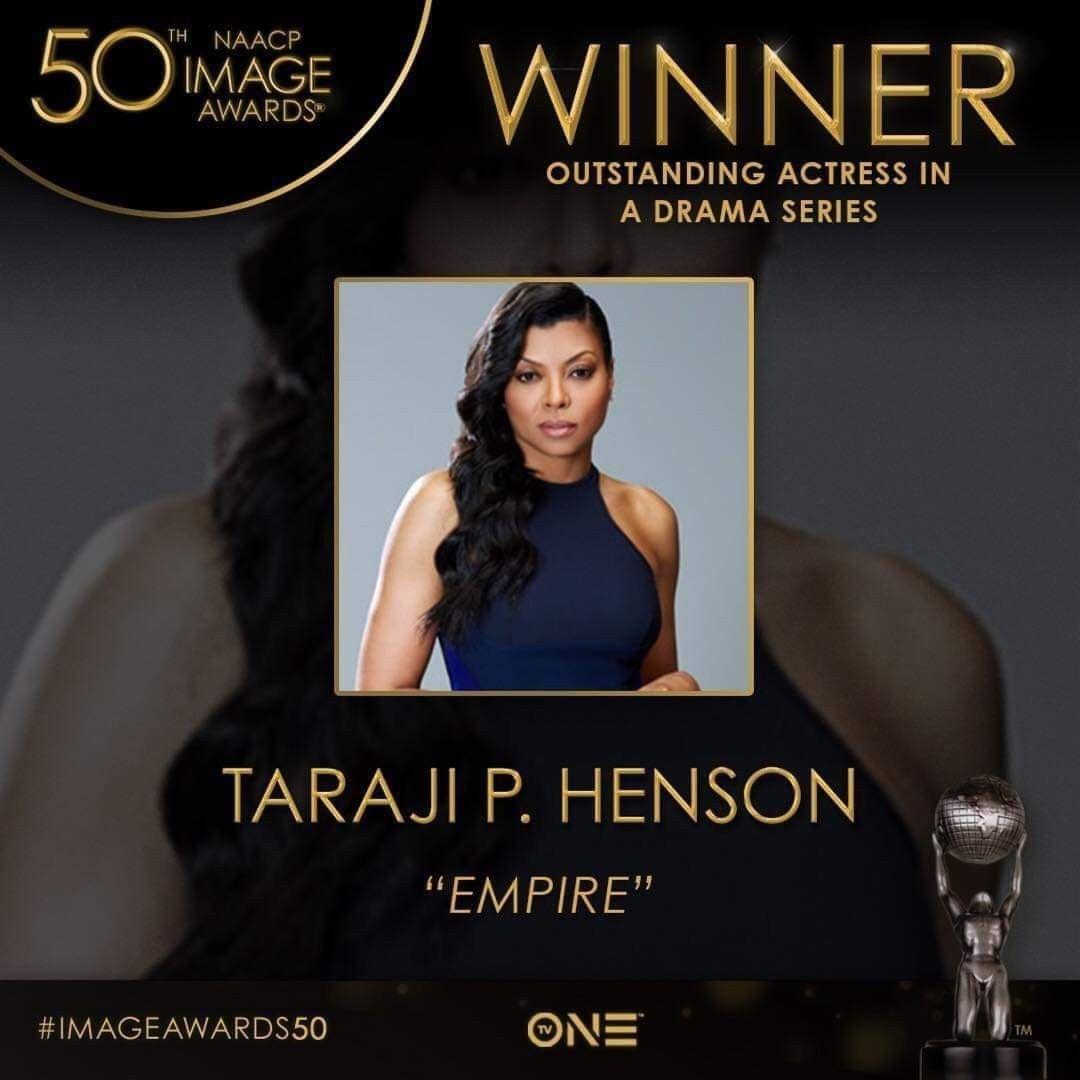 New Fashion Leader Breaking News : Congratulations Taraji ...