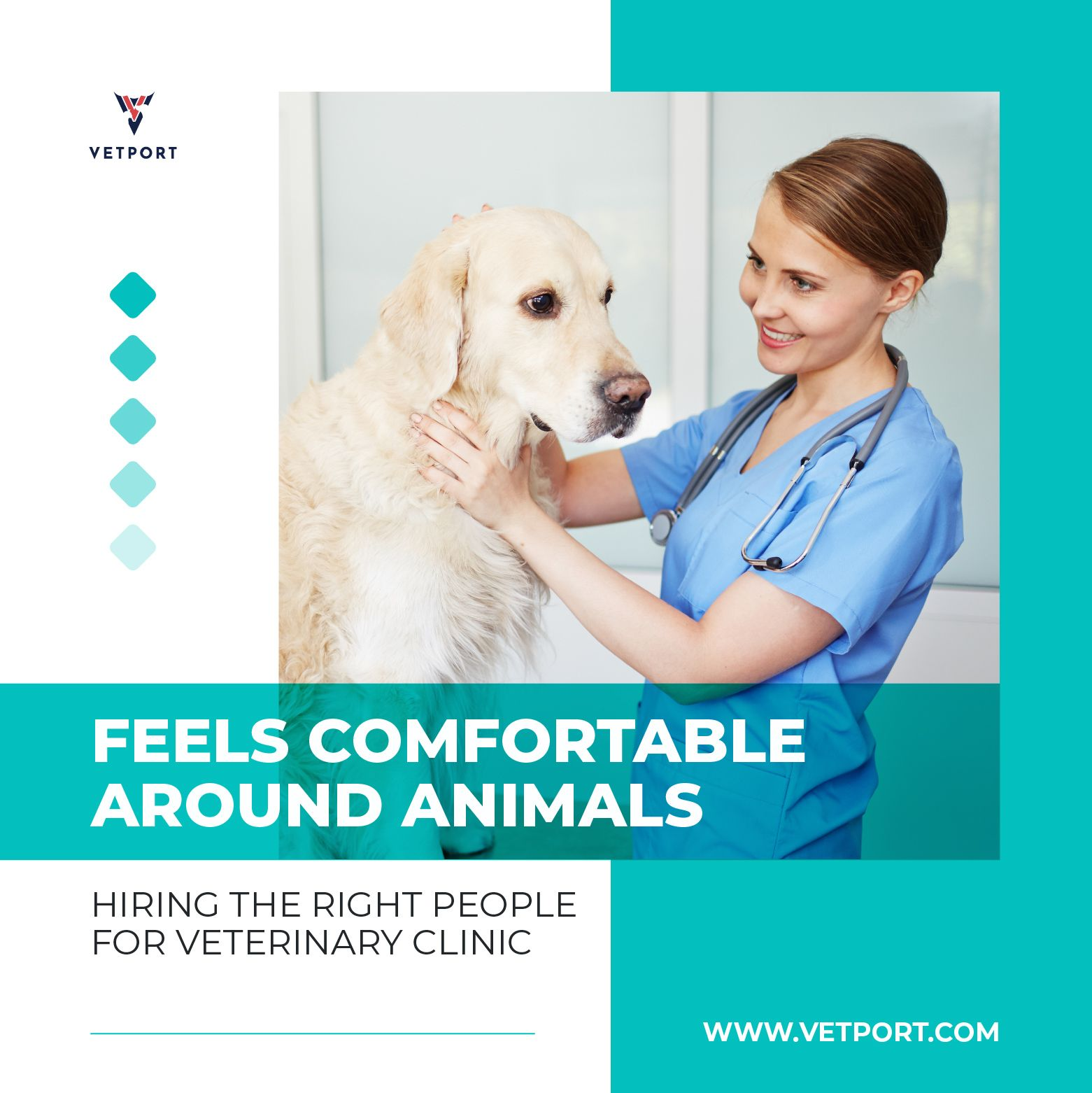 Hiring The Right People For Your Veterinary Clinic Saturdaymotivation Saturdaythoughts Veterinarian Pets Vetport Vet Veterinary Clinic Veterinary Clinic