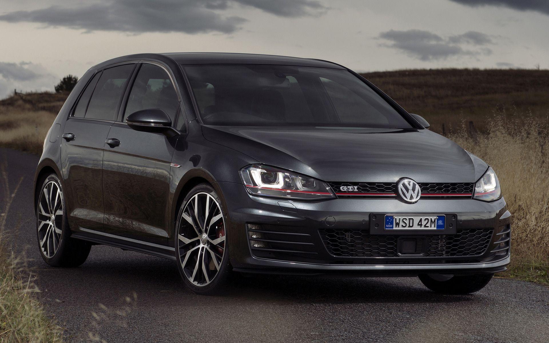 2014 Volkswagen Golf Gti Performance 5 Door Au Volkswagen Golf