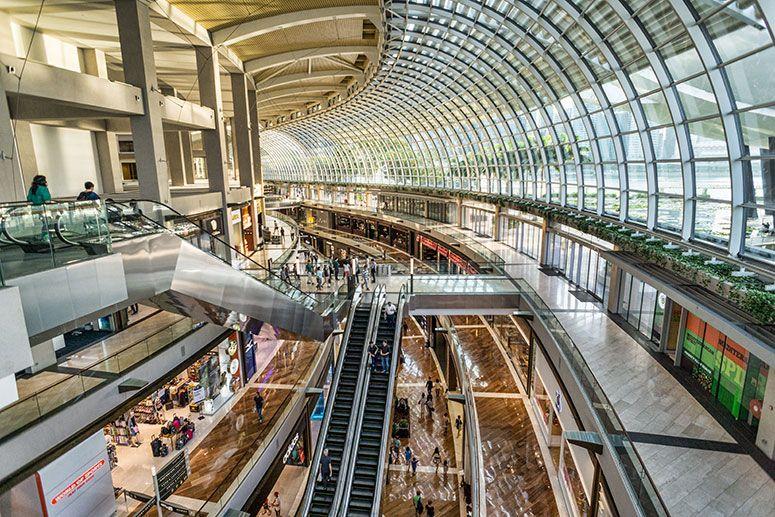 The Shoppes at Marina Bay Sands Singapore, Singapore
