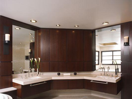 20 Master Bathrooms With Double Sink Vanities