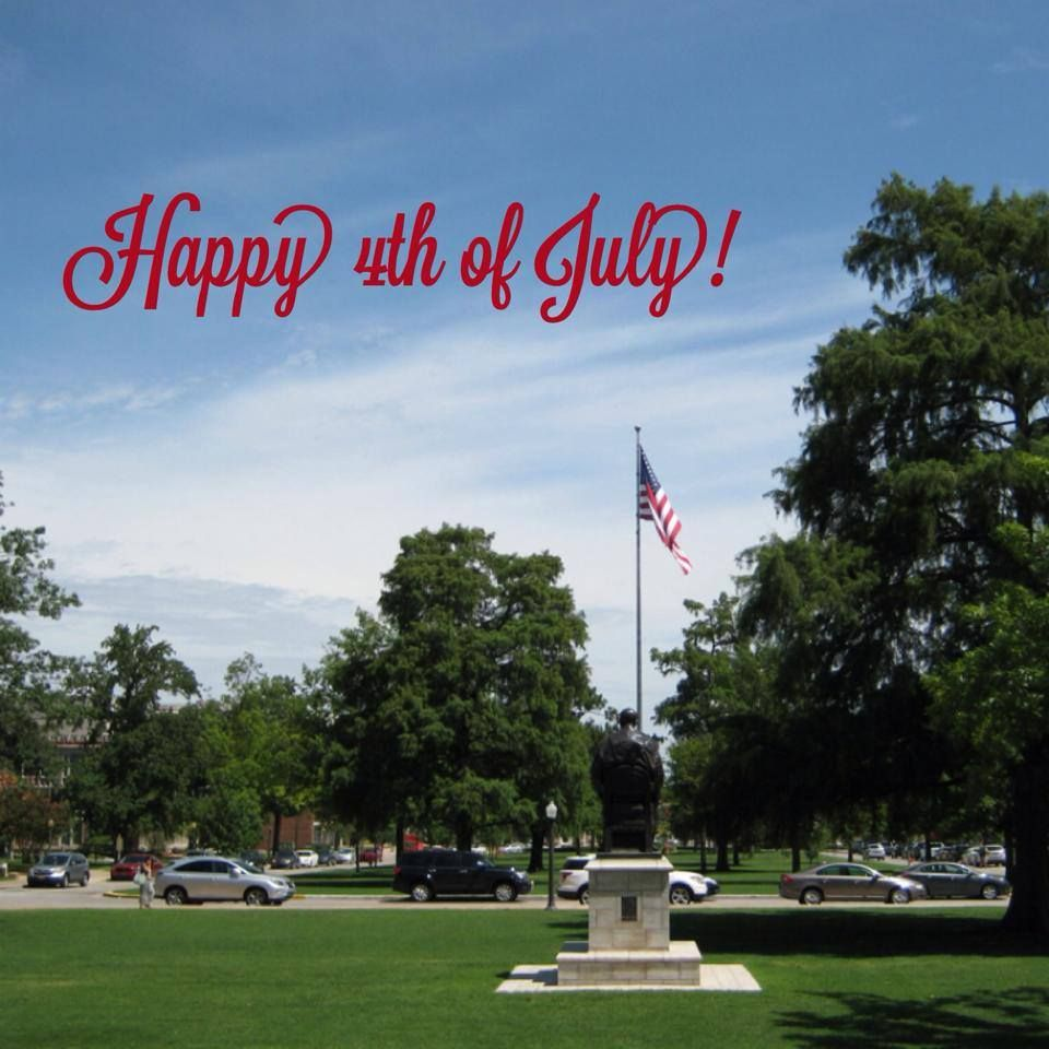 Wishing You A Happy And Safe 4th Of July Happy Campus 4th Of July