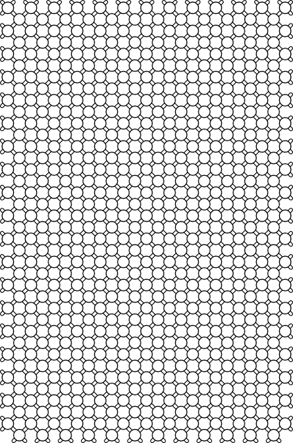 Imaginesque Free Graph Paper For Friendship Bracelets  Jewelry
