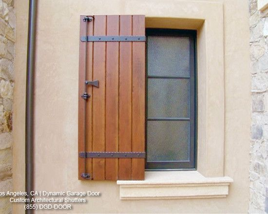 wood shutters design pictures remodel decor and ideas page 2 - Shutter Designs Ideas