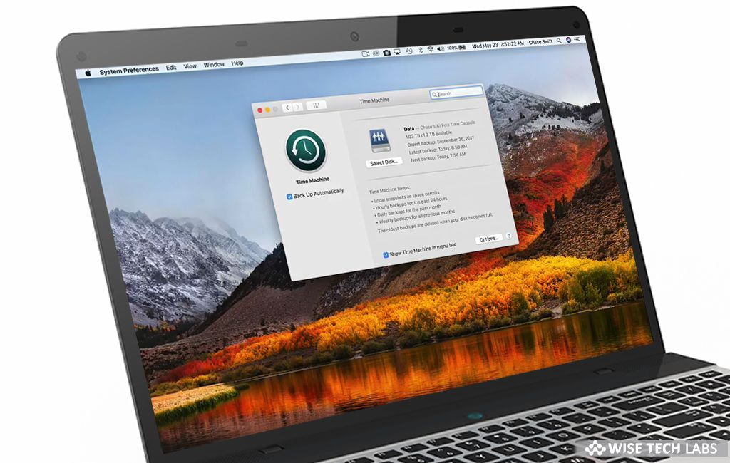 How To Restore Deleted Photos Library Using Time Machine On Your