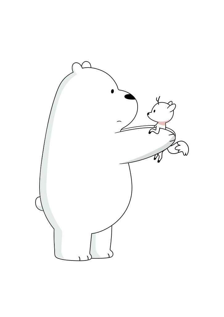 Ice Bear found new species. by MariusWales on DeviantArt