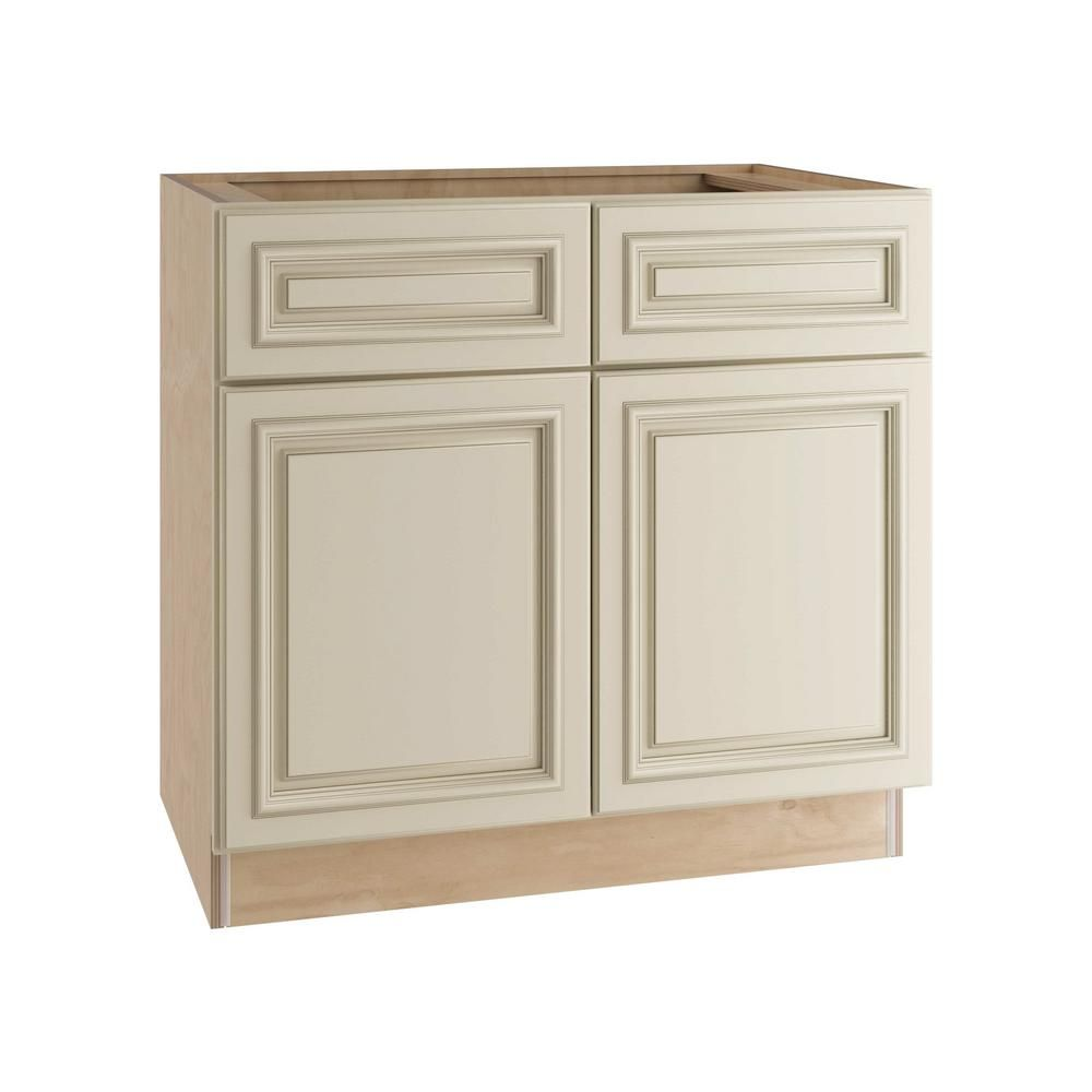 Home Decorators Collection Holden Assembled 17x30x1 In Front Angle Base Kitchen Sink Cabinet In Bronze Glaze Sfa36 Hbg The Home Depot Affordable Kitchen Cabinets Inexpensive Kitchen Cabinets Kitchen Cabinets Decor