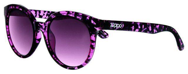 Sonnenbrille »Pink Flash Cat-Eye«