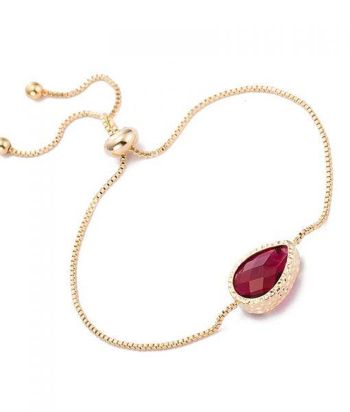 cff2218dd6d9 pulsera de oro mujerSi buscas una bonita pulsera de oro para mujer ...
