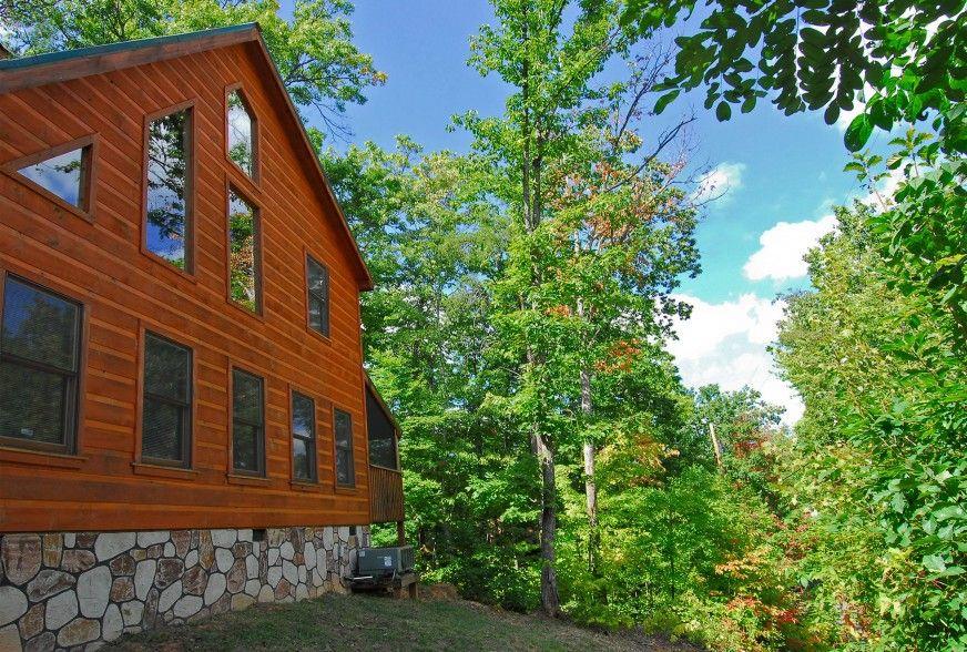 American dream 2 bedroom sevierville cabin rental