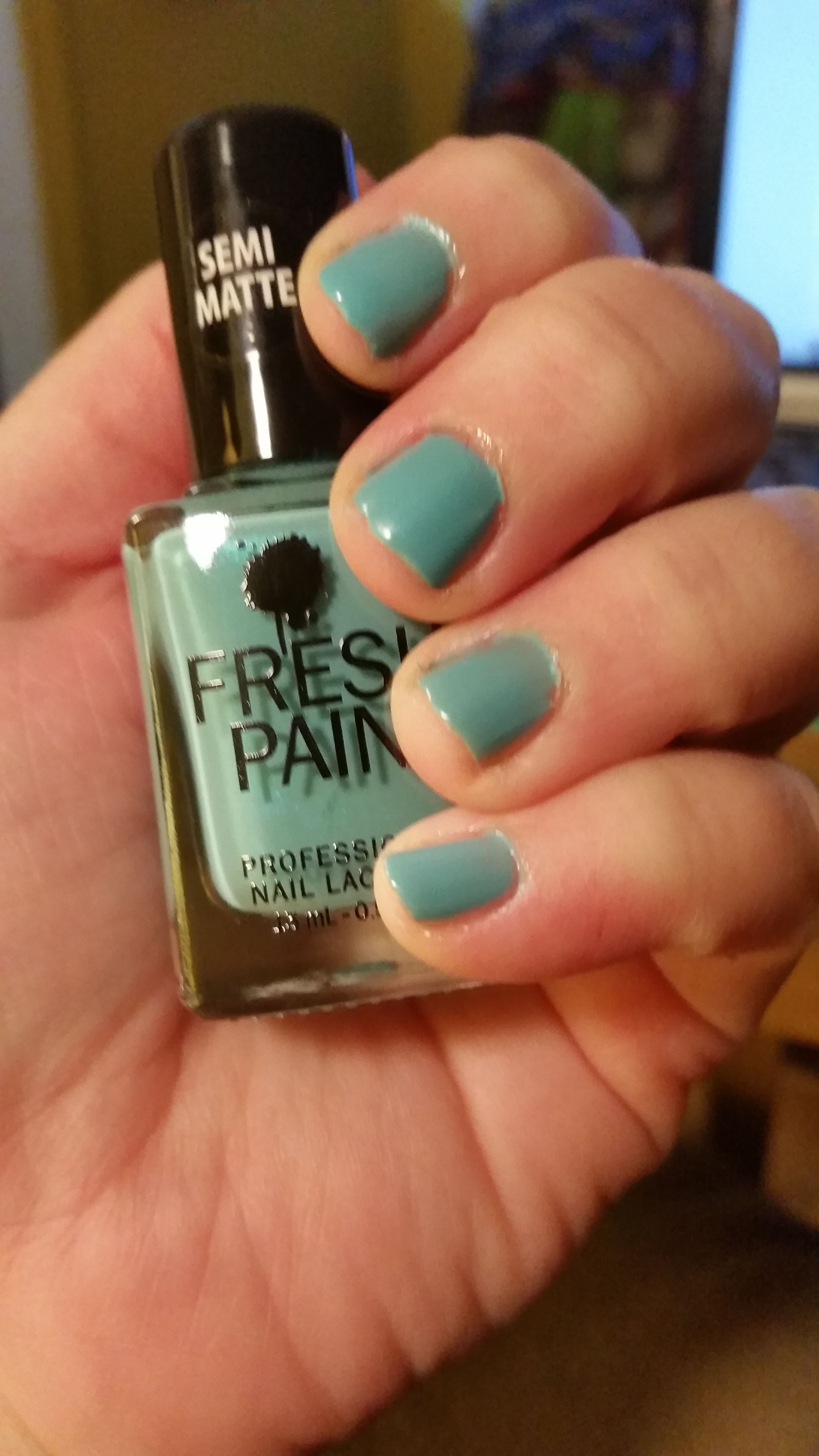 Fresh Paint from Five Below \'Glass Slipper\'   My nail polishes ...