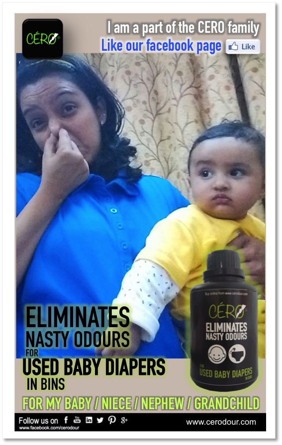 #Cero a Unique #Powder to #Eliminate #Remove #Stink , #Nasty #Odour , #Smell from #Used #Adult #Diapers | #Bio #Medical #Waste | Used #Baby Diapers | Used #Sanitary #Napkins | #Kitchen #Waste | #Pet #Litter from #Dustbins #Pails #Bins www.cerodour.com