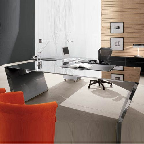 Executive Design Mobili Contemporanei.Italian Modern Vega Executive Office Desk By Cattelan Italia