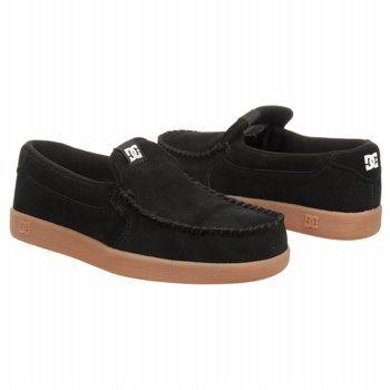 DC Shoes Villain Shoes (Black/Gum) - Men's Shoes - 9.0 M
