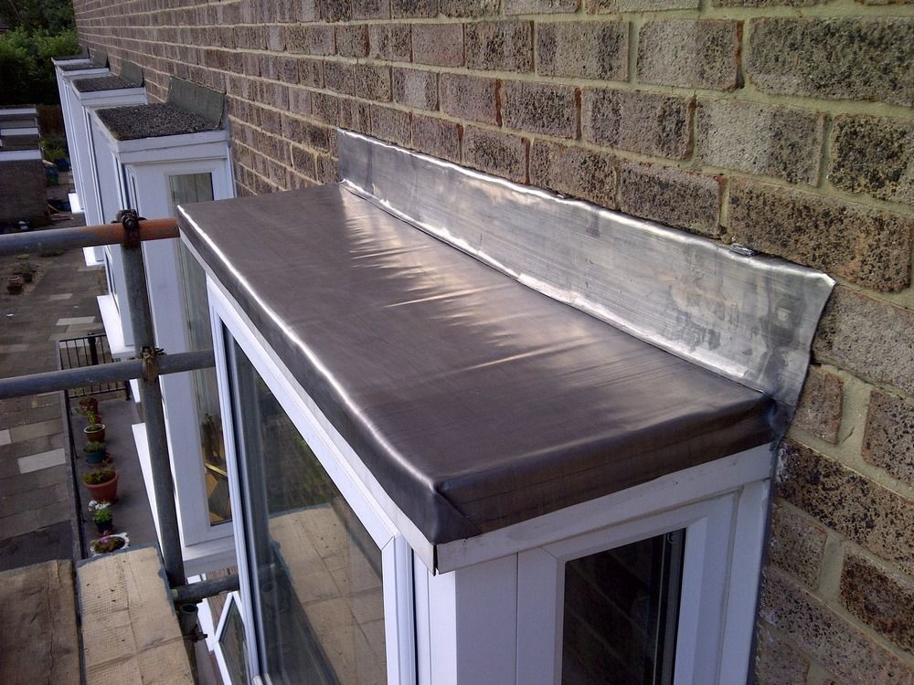 Collier Roofing 100 Feedback Roofer In Caterham Bay Window Exterior Roofing Copper Roof