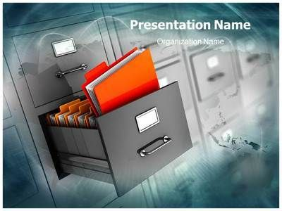 Make a professional-looking PPT presentation on topics related to - interactive powerpoint template