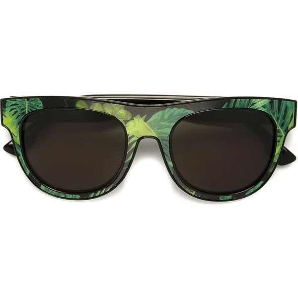 Diesel tropical print sunglasses Outlet Store Outlet Free Shipping Authentic poZ0BtIXZ