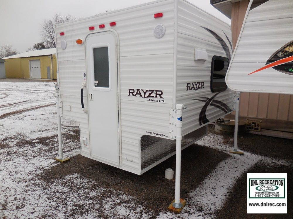 2016 Travel Lite Rayzr FB Available at DNL Recreation in