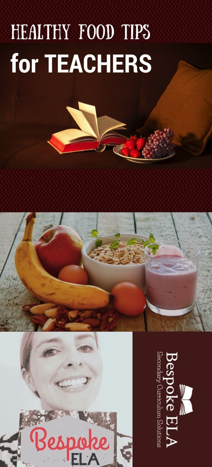 How To Eat Healthy At School: Five Tips For Teachers