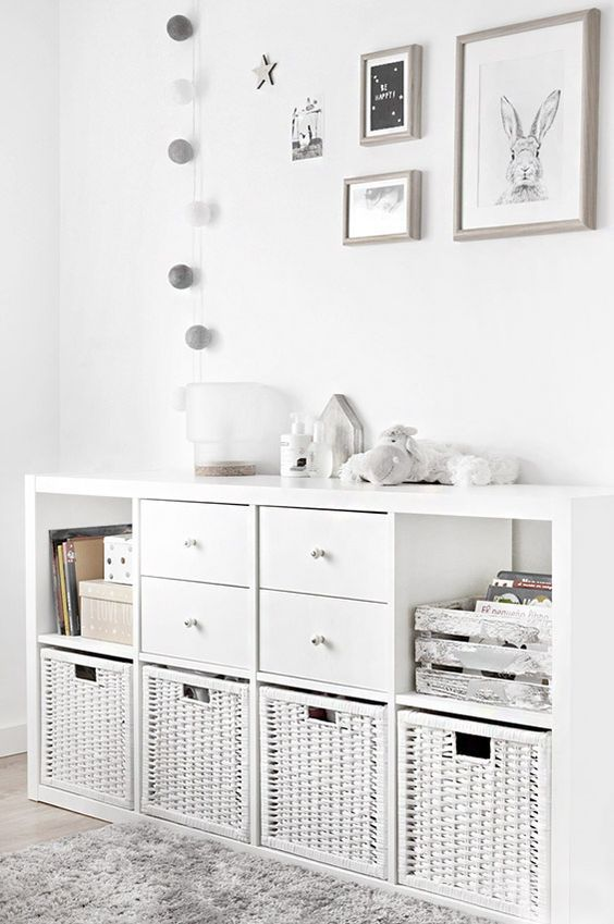 Stylish Toy Storage Ideas to Make Your Kid's Playroom Look Neat images