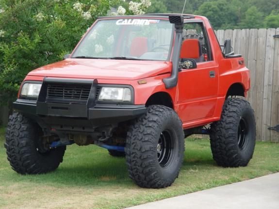 Check out the latest ProjectTwin's 1993 Geo Tracker photos ...