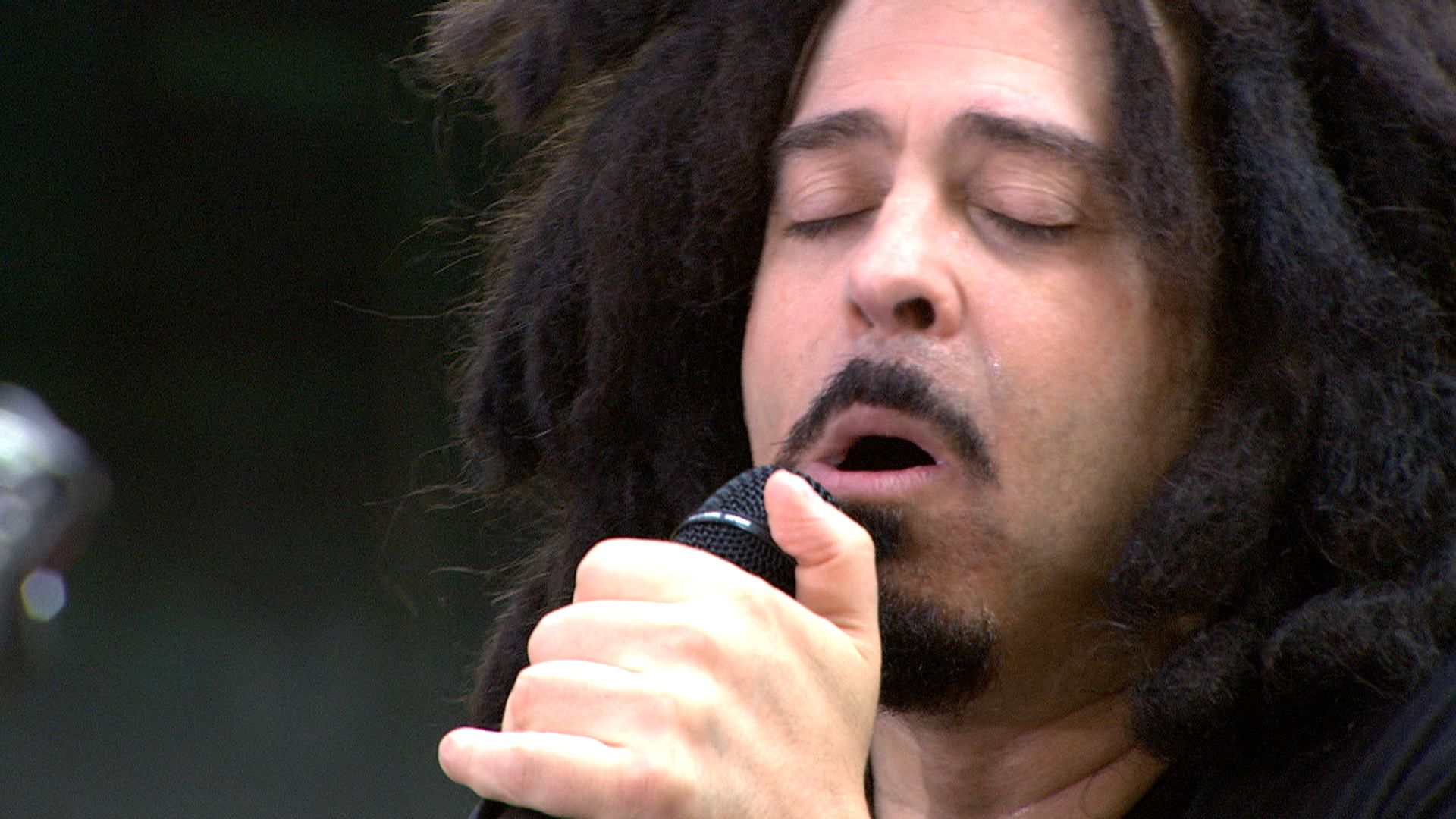 Counting Crows sing 'Earthquake Driver' on TODAY