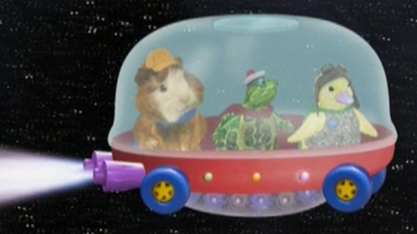 Image SpaceBoat.jpg Wonder Pets! Wiki Fandom