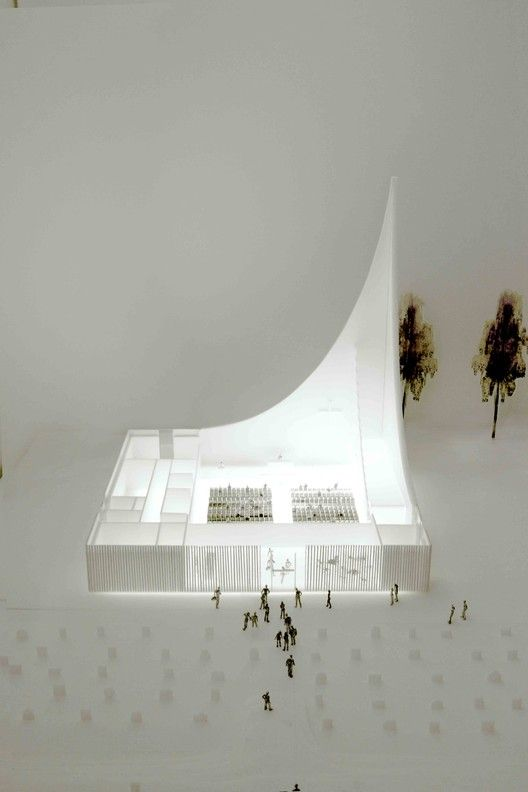 Gallery of Skyscape Church / We Architecture  - 11
