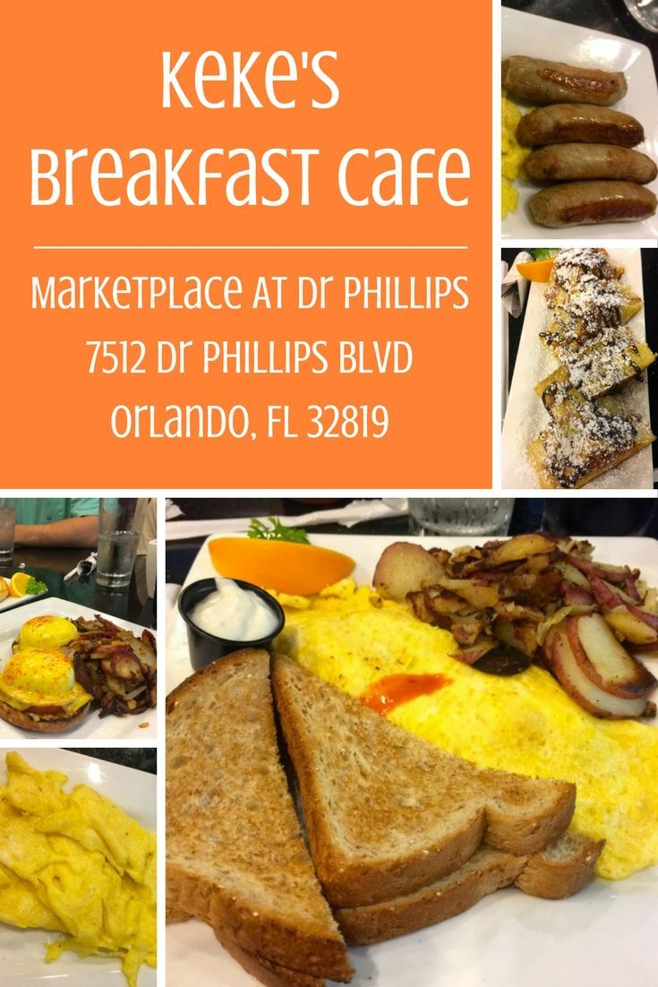 Keke S Breakfast Cafe Is A Local Chain That Has Extraordinarily Delicious And Lunch Eats Check Out These Yummy Dishes