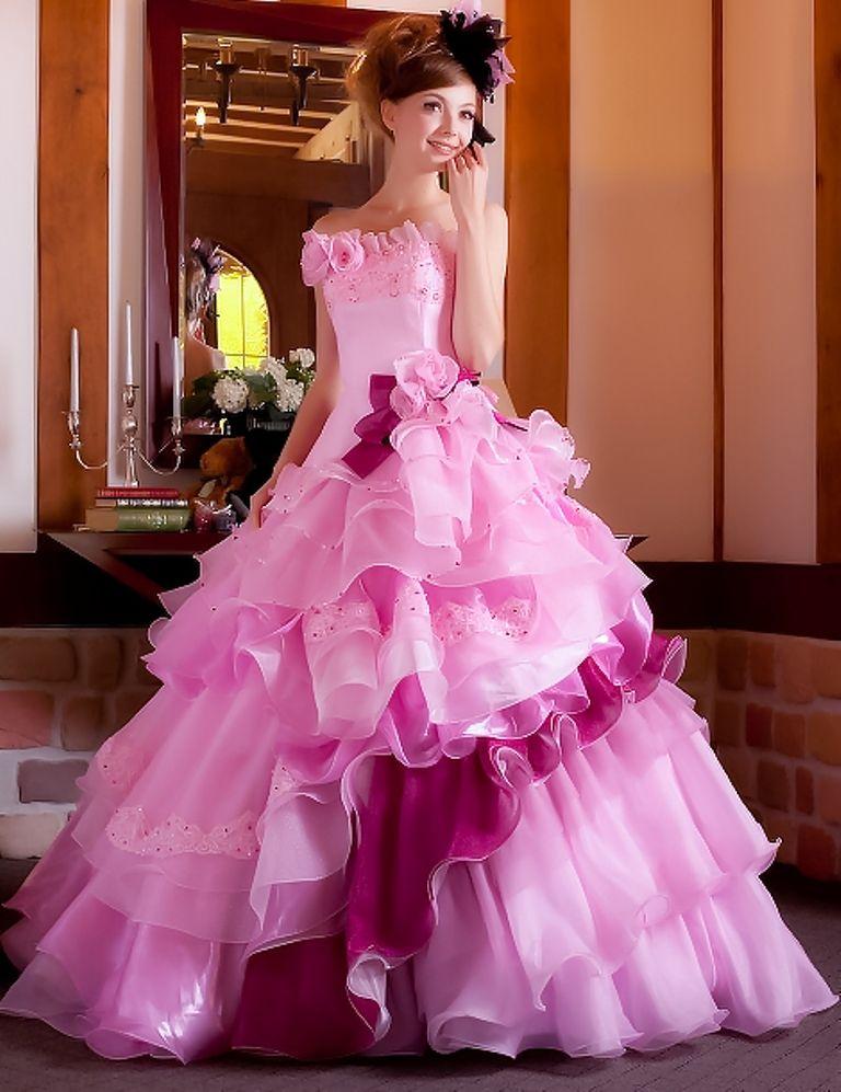 Ballgown   Robes princesse   Pinterest   Vestiditos, Años y 15 años