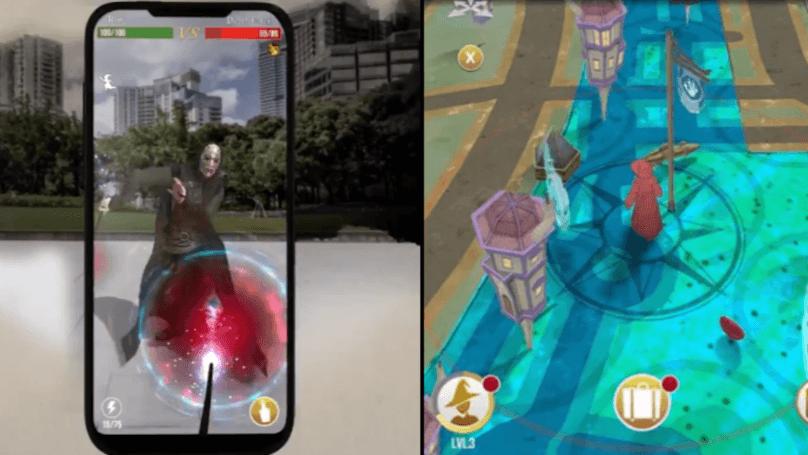 Pokemon Go Creators Releasing Harry Potter Wizards Unite Video Game Pokemon Harry Potter Kids Playmat