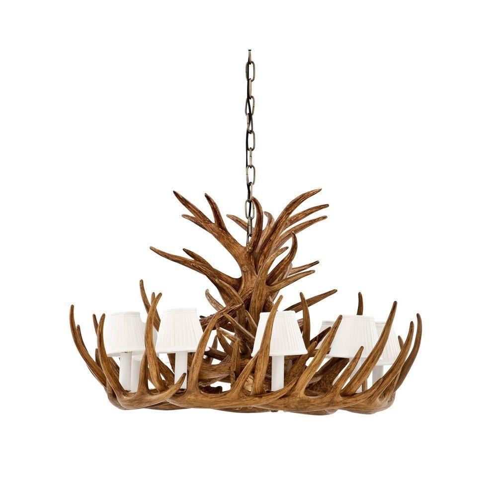 Eichholtz highlands horn chandelier natural highlands horn and eichholtz highlands horn chandelier natural arubaitofo Gallery