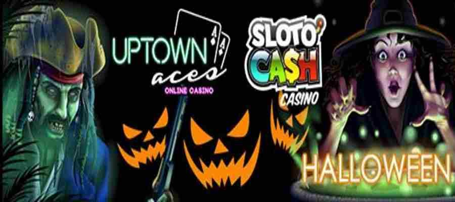 Slotocash and Uptown Aces have a deposit and free spins