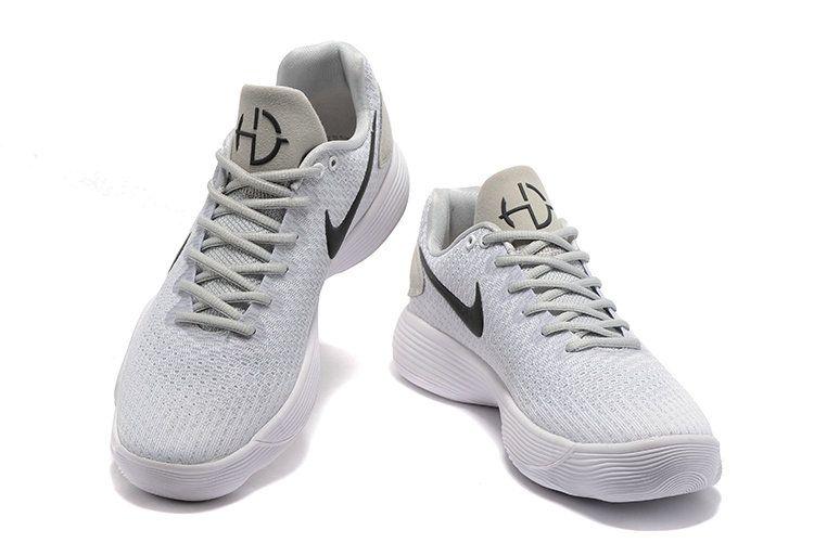 2a9449b2c20b Free Shipping Only 69  Nike Hyperdunk 2017 Low Gery White