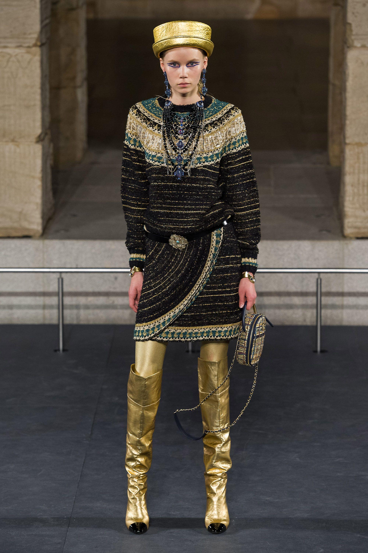 Новая коллекция Chanel Couture осень-зима 2019-2020 в Париже рекомендации