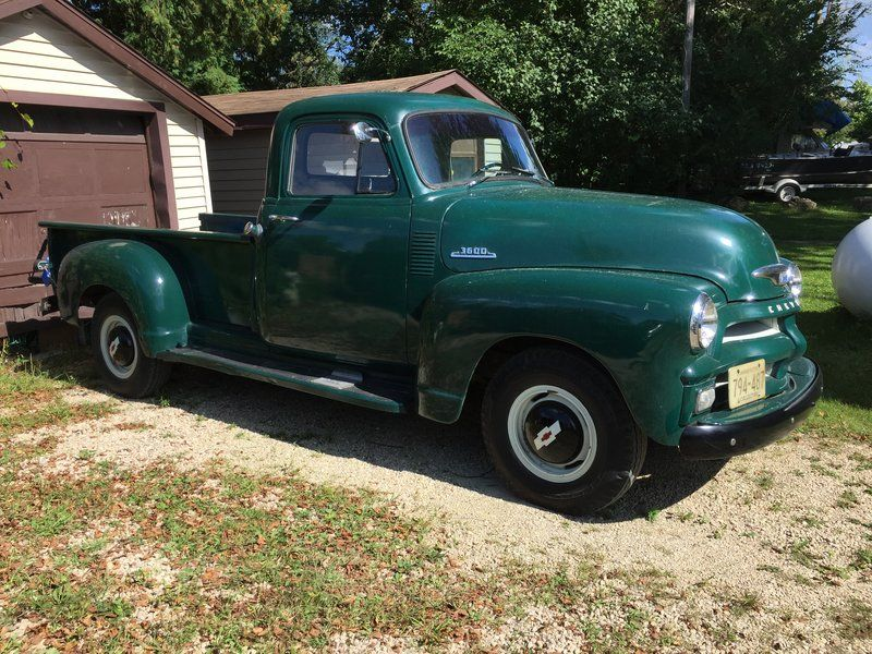 1954 Chevrolet 3600 for sale by Owner - Zumbro falls, MN ...