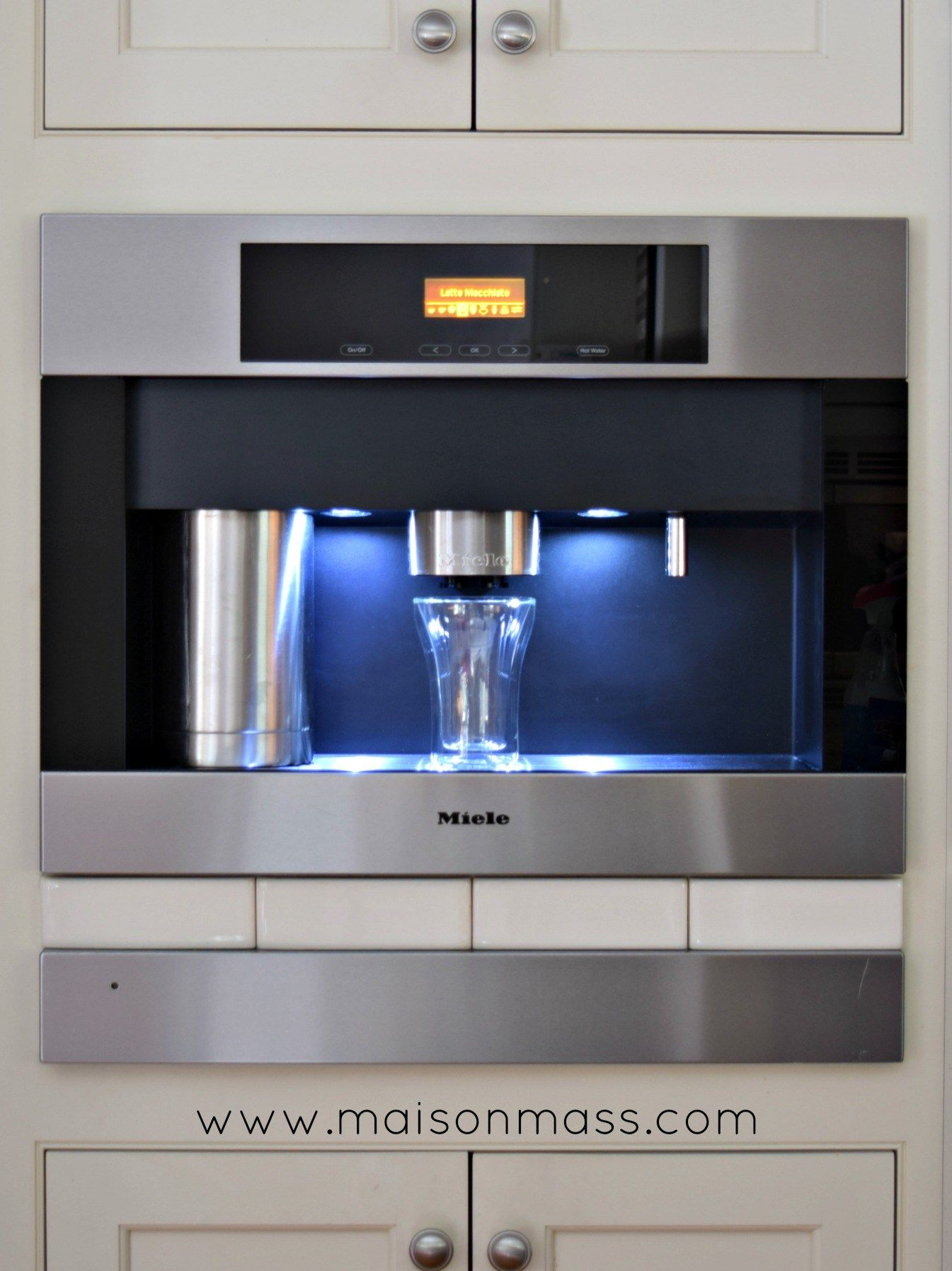 Built In Coffee Machines What You Need To Know Home