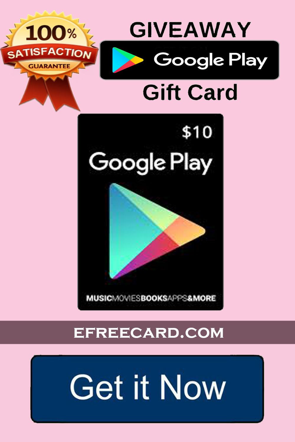 Win Playstore gift card free !!! Get a Googleplay_gift
