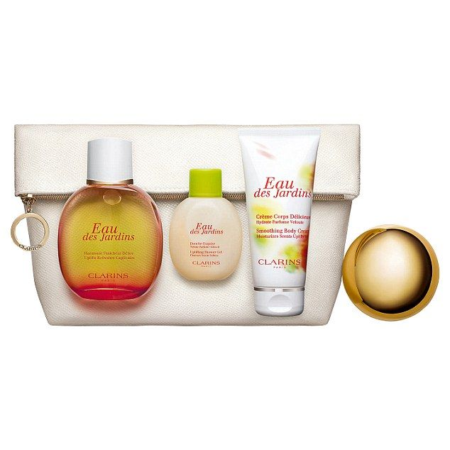 cheap clarins gift sets