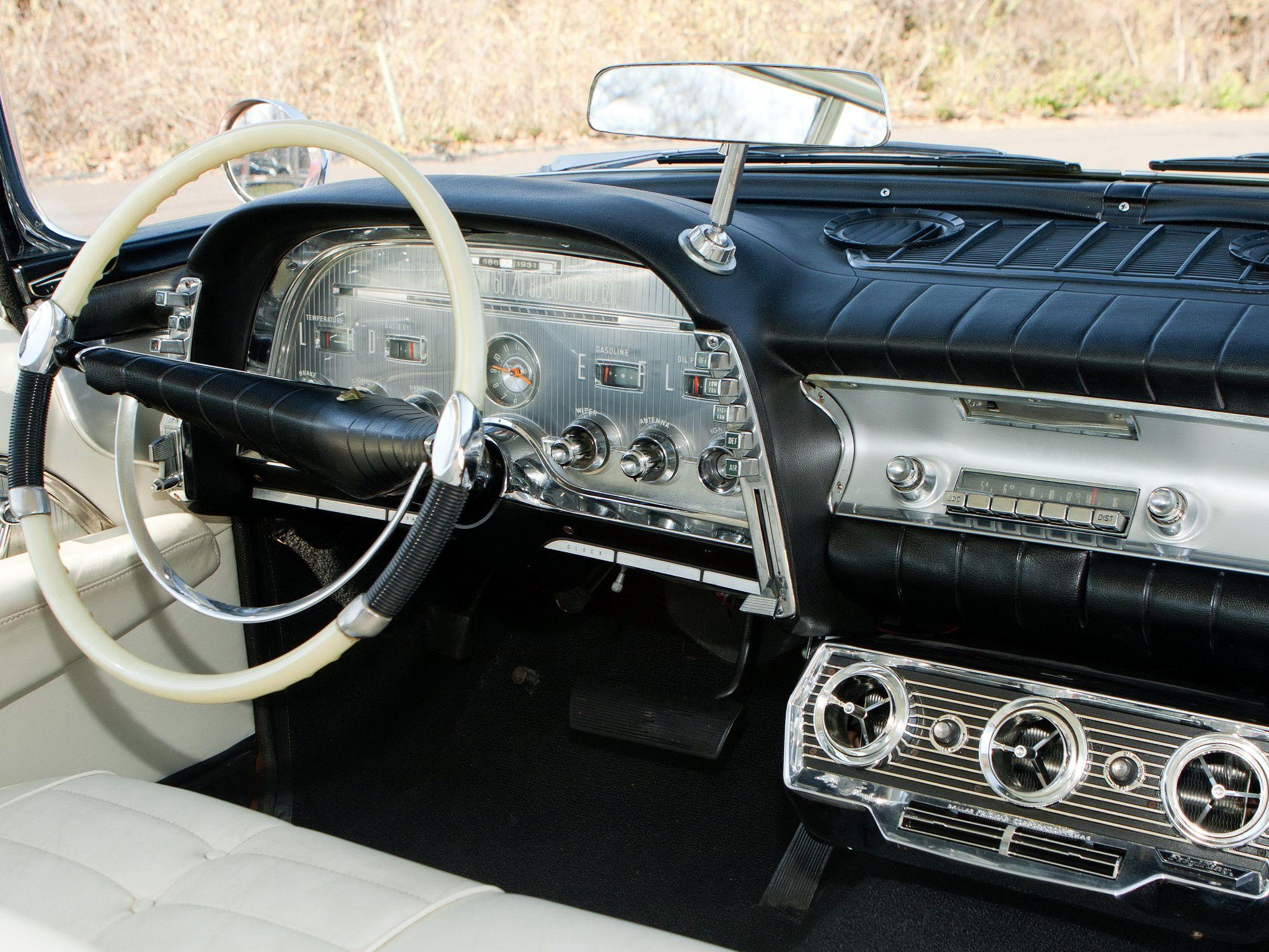 1959 Chrysler Imperial Crown Southampton Hardtop Sedan My1 M634