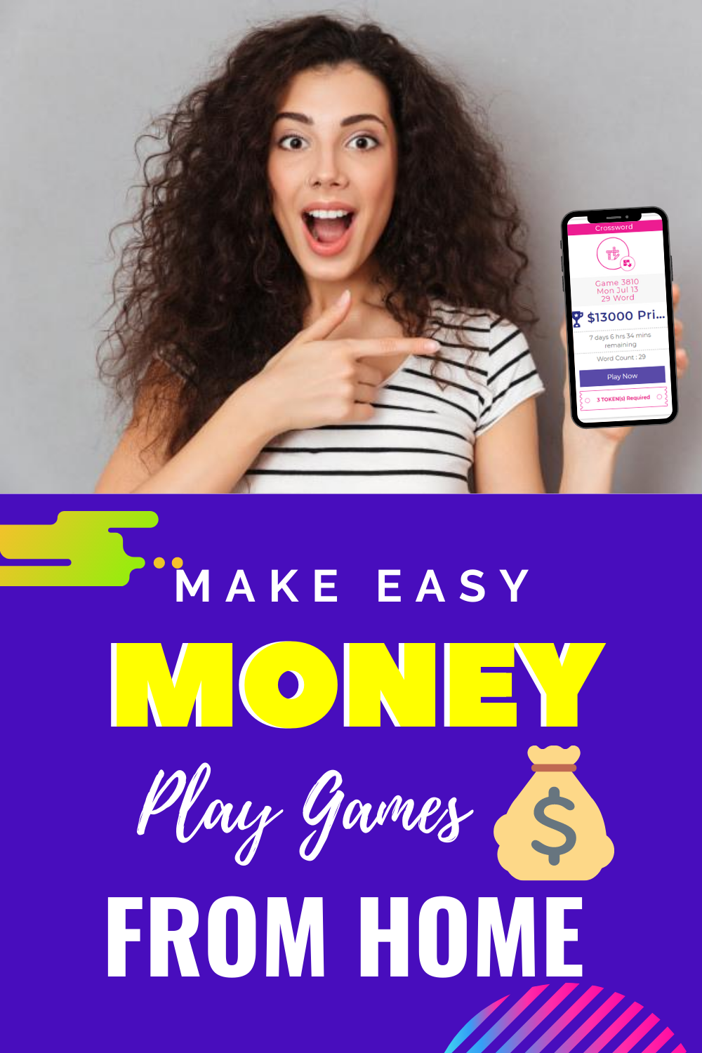 Win Cash By Playing Online Games For Free