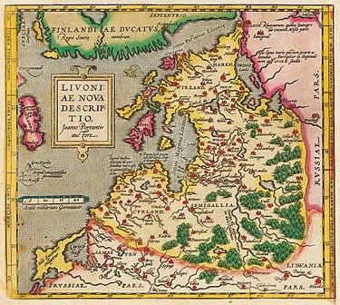 Kingdom of Livonia - Wikipedia